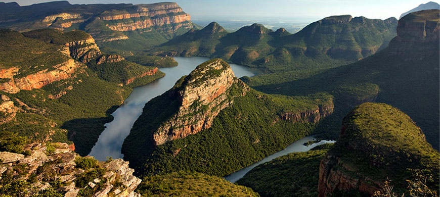 Blyde River Canyon - author unknown