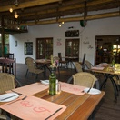 Wild Thyme Restaurant with a great pub menu at Nabana Lodge, near Hazyview
