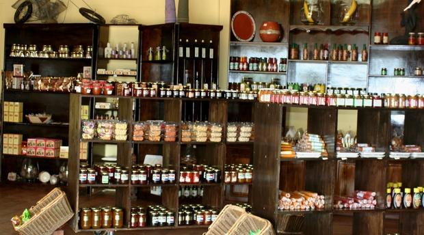 Local Preserves, Macadamia and Avo Oils, Coffee and more at Nabana Market Stall