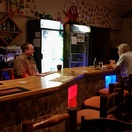 Cosy Pub at Nabana Lodge within walking distance from your room