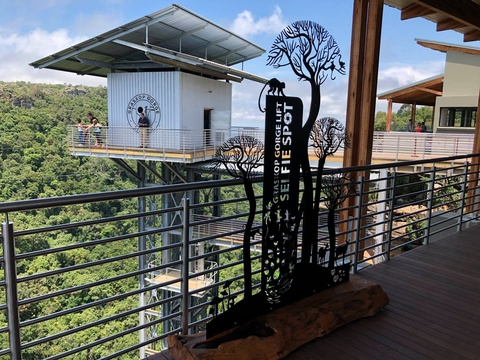 Explore the latest attraction Graskop Gorge Lift Co from Nabana Lodge