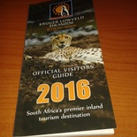 2016 Kruger Lowveld Official Visitor's Guide